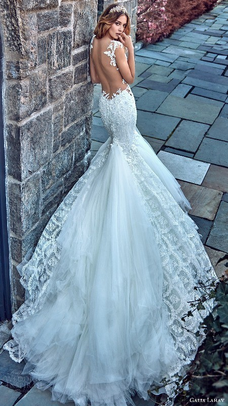 flattering-wedding-dresses-2017-33 89+ Most Flattering Wedding Dresses Brides-to-be Need to See