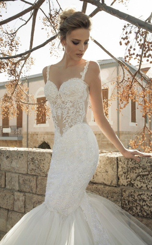 flattering-wedding-dresses-2017-37 89+ Most Flattering Wedding Dresses Brides-to-be Need to See