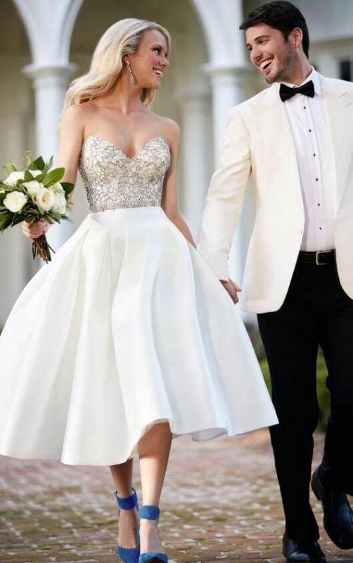 flattering-wedding-dresses-2017-41 89+ Most Flattering Wedding Dresses Brides-to-be Need to See