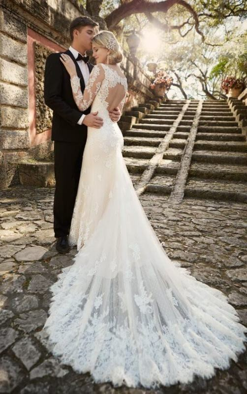 flattering-wedding-dresses-2017-42 89+ Most Flattering Wedding Dresses Brides-to-be Need to See