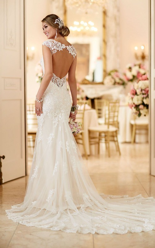flattering-wedding-dresses-2017-43 89+ Most Flattering Wedding Dresses Brides-to-be Need to See