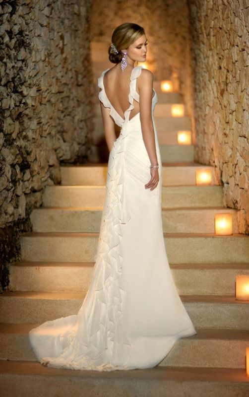flattering-wedding-dresses-2017-45 89+ Most Flattering Wedding Dresses Brides-to-be Need to See