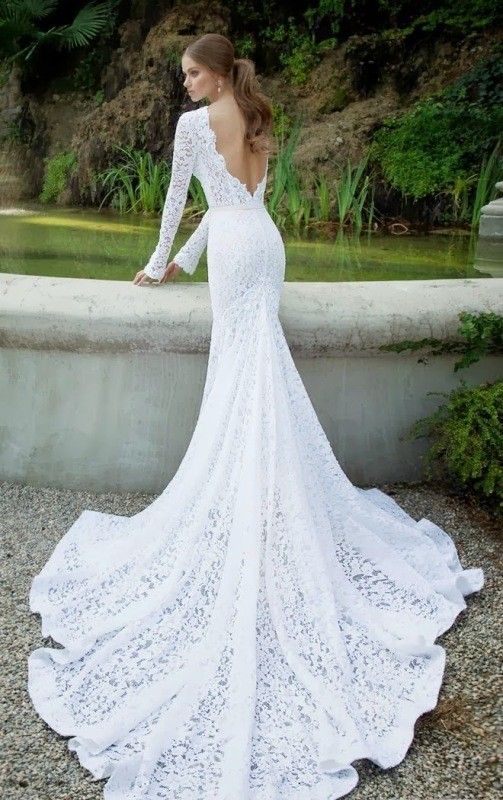 flattering-wedding-dresses-2017-46 89+ Most Flattering Wedding Dresses Brides-to-be Need to See