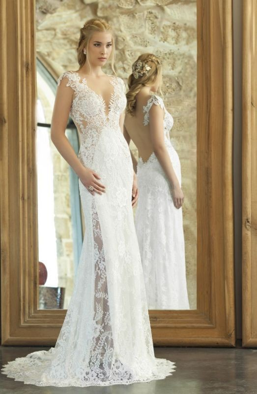 flattering-wedding-dresses-2017-49 89+ Most Flattering Wedding Dresses Brides-to-be Need to See