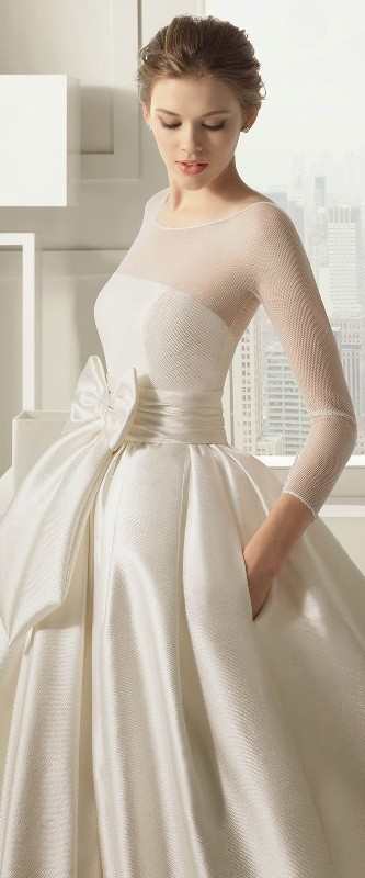 flattering-wedding-dresses-2017-5 89+ Most Flattering Wedding Dresses Brides-to-be Need to See