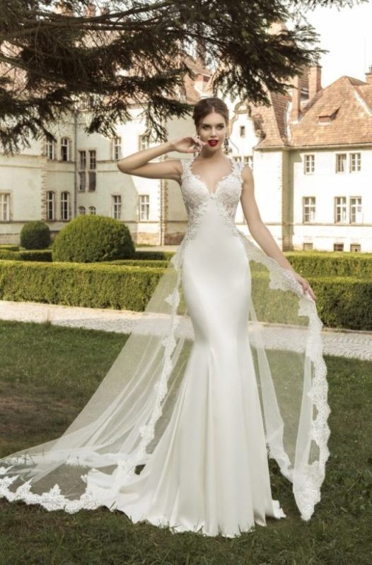 flattering-wedding-dresses-2017-50 89+ Most Flattering Wedding Dresses Brides-to-be Need to See