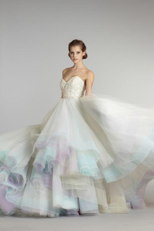 flattering-wedding-dresses-2017-54 89+ Most Flattering Wedding Dresses Brides-to-be Need to See