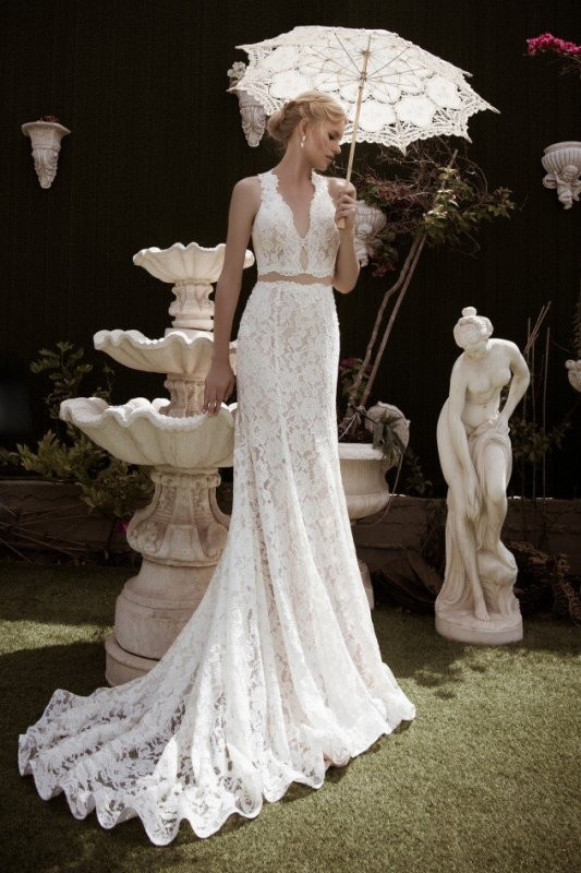 flattering-wedding-dresses-2017-55 89+ Most Flattering Wedding Dresses Brides-to-be Need to See