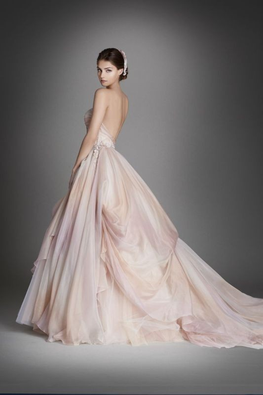 flattering-wedding-dresses-2017-57 89+ Most Flattering Wedding Dresses Brides-to-be Need to See