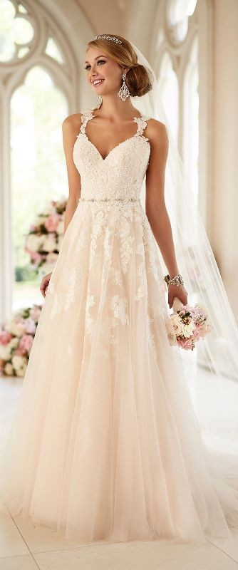 flattering-wedding-dresses-2017-6 89+ Most Flattering Wedding Dresses Brides-to-be Need to See