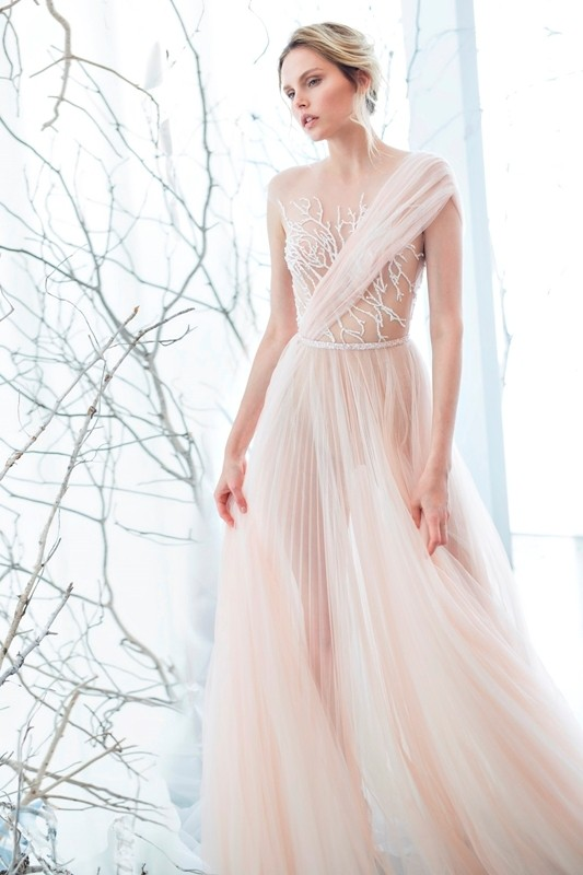 flattering-wedding-dresses-2017-61 89+ Most Flattering Wedding Dresses Brides-to-be Need to See