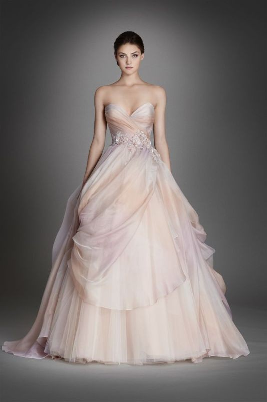 flattering-wedding-dresses-2017-63 89+ Most Flattering Wedding Dresses Brides-to-be Need to See