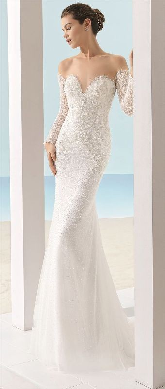 flattering-wedding-dresses-2017-7 89+ Most Flattering Wedding Dresses Brides-to-be Need to See