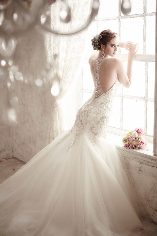 flattering-wedding-dresses-2017-70 89+ Most Flattering Wedding Dresses Brides-to-be Need to See