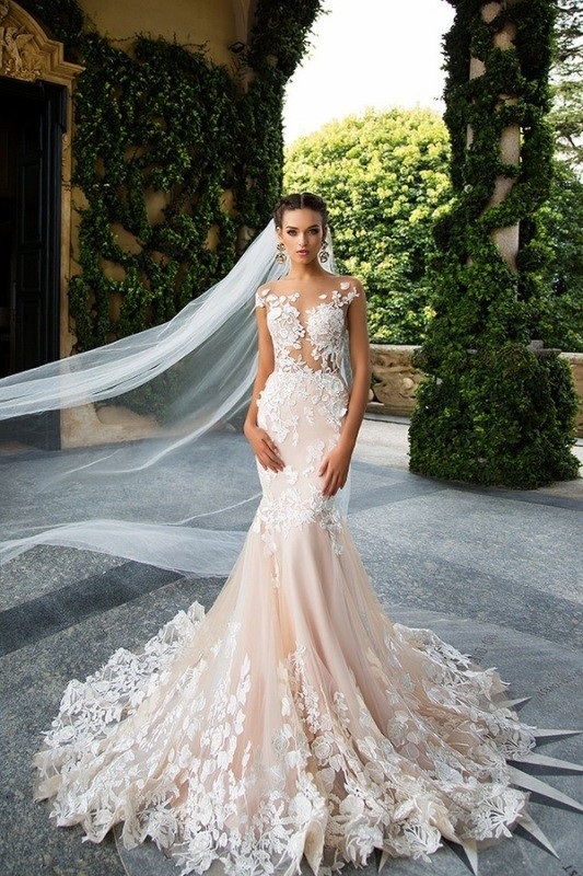 flattering-wedding-dresses-2017-72 89+ Most Flattering Wedding Dresses Brides-to-be Need to See