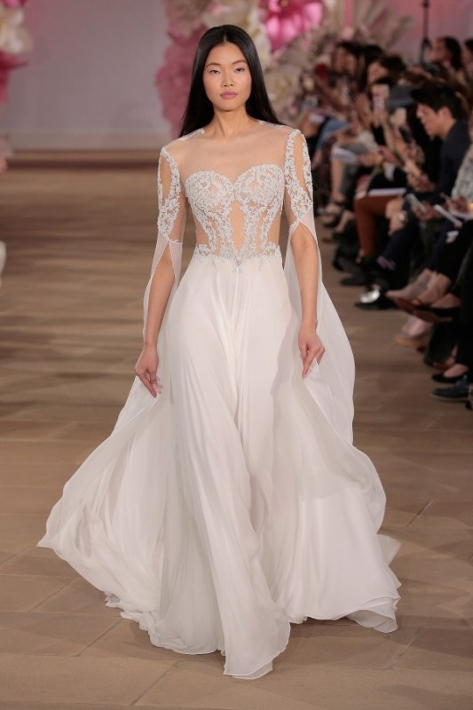 flattering-wedding-dresses-2017-73 89+ Most Flattering Wedding Dresses Brides-to-be Need to See