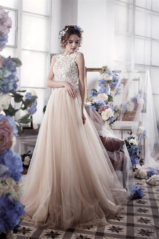 flattering-wedding-dresses-2017-78 89+ Most Flattering Wedding Dresses Brides-to-be Need to See