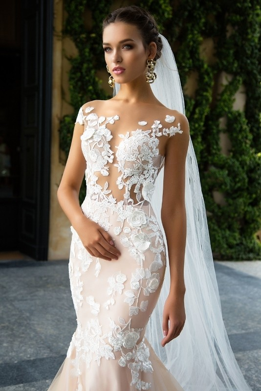 flattering-wedding-dresses-2017-82 89+ Most Flattering Wedding Dresses Brides-to-be Need to See