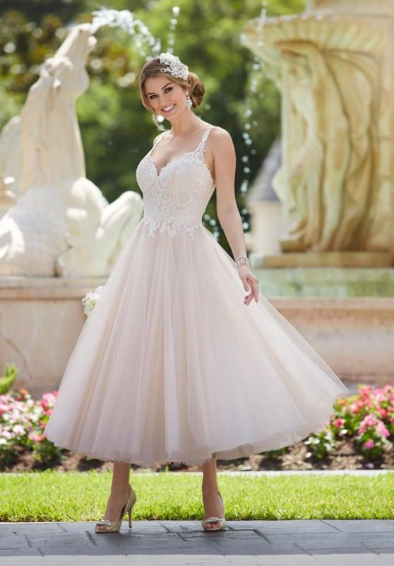 flattering-wedding-dresses-2017-86 89+ Most Flattering Wedding Dresses Brides-to-be Need to See