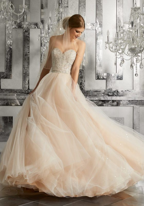 flattering-wedding-dresses-2017-90 89+ Most Flattering Wedding Dresses Brides-to-be Need to See
