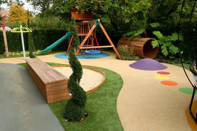 garden-design-Play-Space-675x450 2018 Trending: 15 Garden Designs to Watch for in 2018