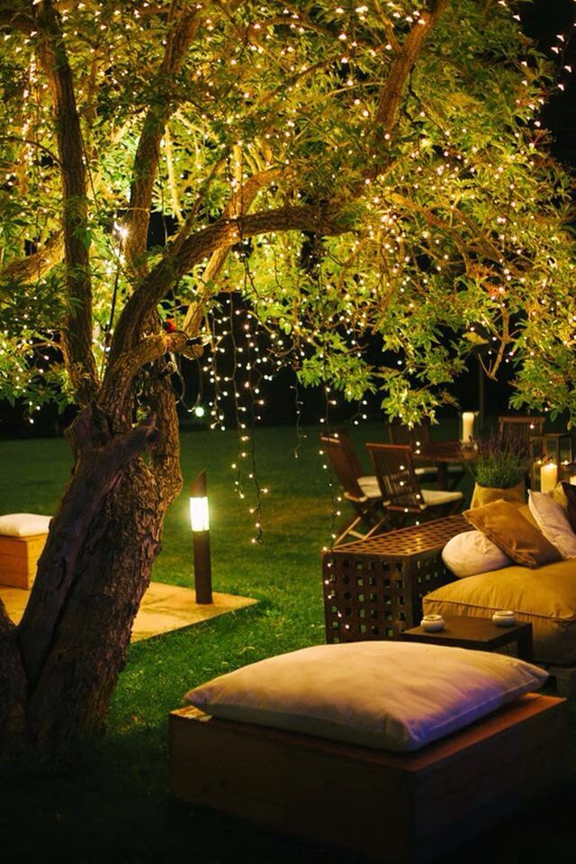2018 trending 15 garden designs to watch for in 2018 pouted garden design fairy lights 2018 trending 15 garden designs to watch for aloadofball Image collections