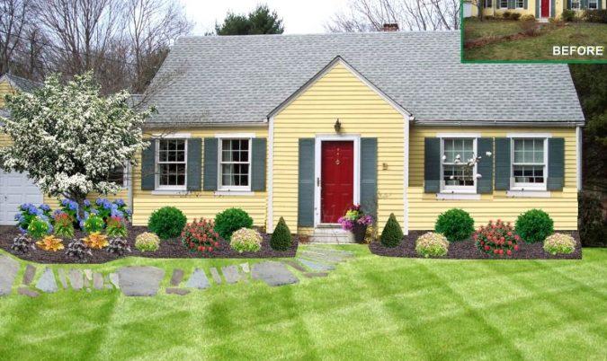 garden-design-with-dwarf-japanese-cedar-monrovia-675x402 2018 Trending: 15 Garden Designs to Watch for in 2018