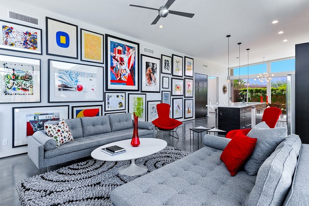 gray 10 Ways to Add Glam to Your Hollywood Home