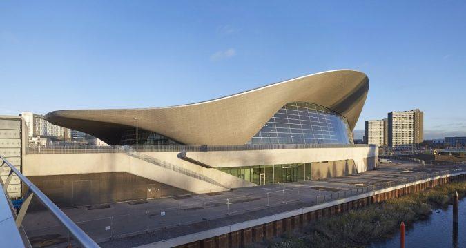 hadid-London-Aquatics-Center-675x360 Top 17 Futuristic Architecture Designs in 2018