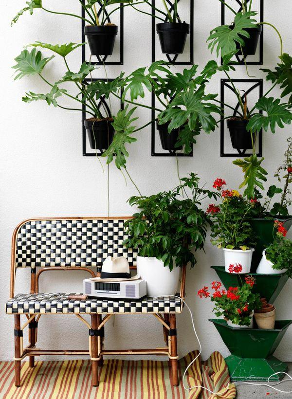 houseplants-wall-design-room-green-plant Trending: 15 Garden Designs to Watch for in 2020