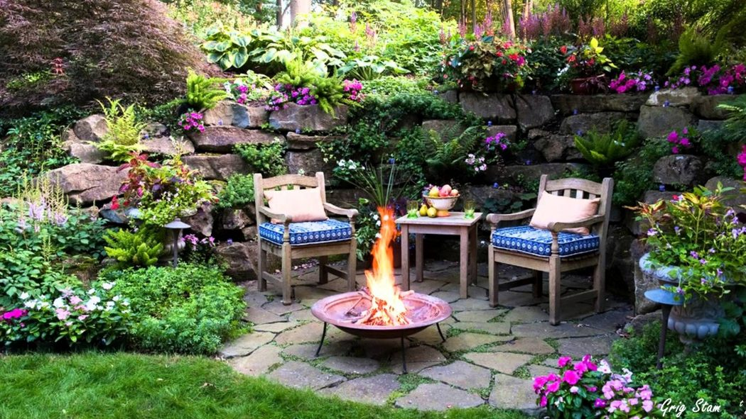 maxresdefault 8 Delightful and Affordable Fire pit Decoration Designs in 2020
