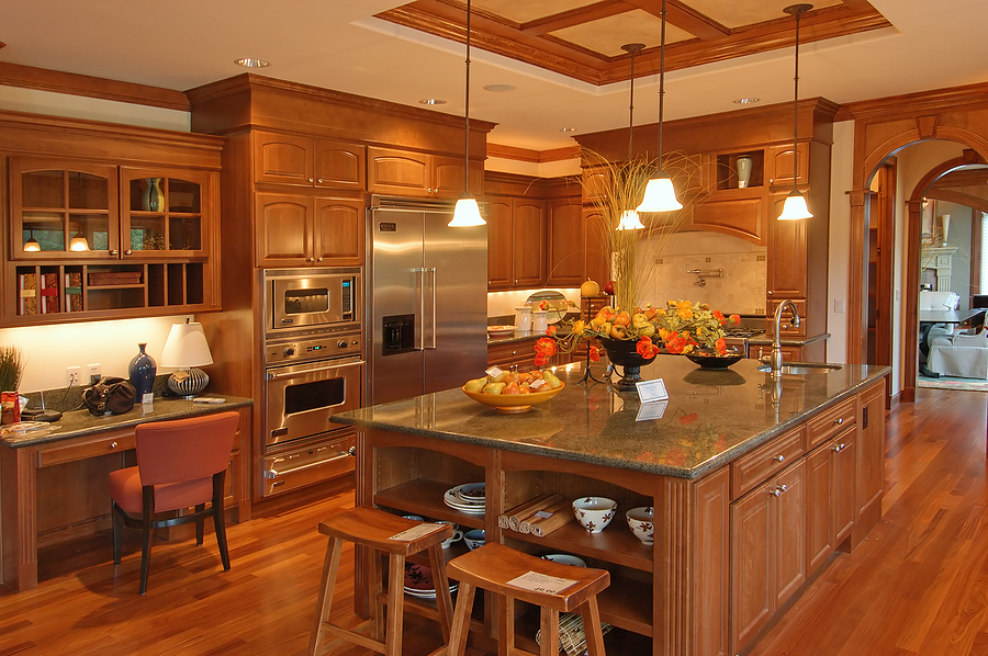 tilekitchencountertops 6 Affordable Organizing and Decoration Ideas for your Kitchen