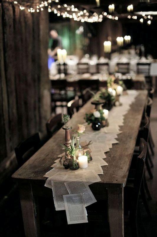 unique-wedding-tables-1 8 Most Unique Wedding Party Ideas in 2017