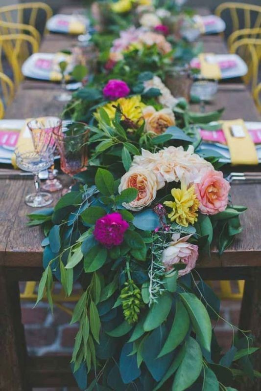 unique-wedding-tables-3 8 Most Unique Wedding Party Ideas in 2020