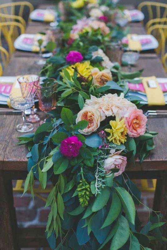 unique-wedding-tables-3 8 Most Unique Wedding Party Ideas in 2020