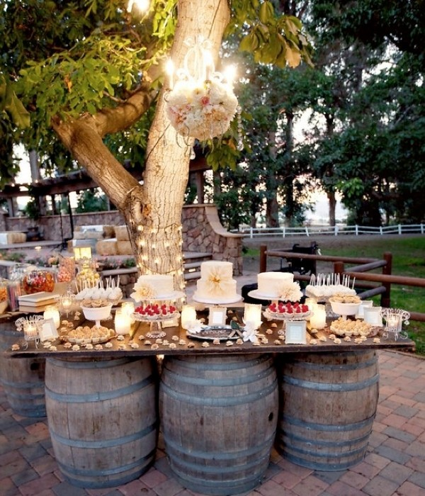 unique-wedding-tables-6 8 Most Unique Wedding Party Ideas in 2020
