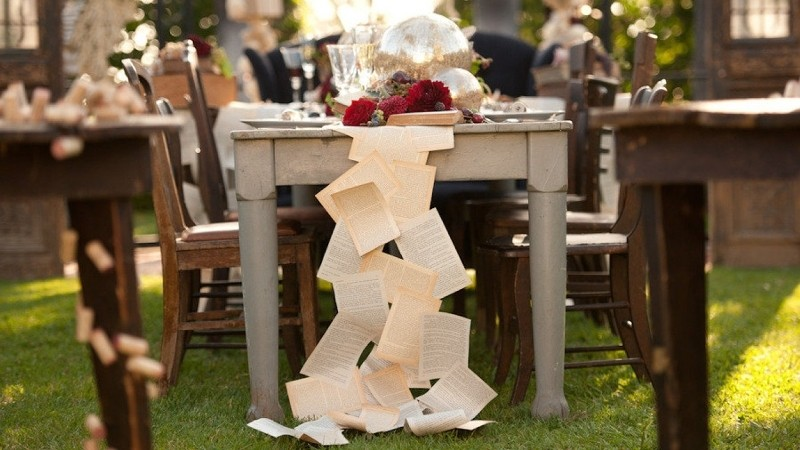unique-wedding-tables-9 8 Most Unique Wedding Party Ideas in 2018