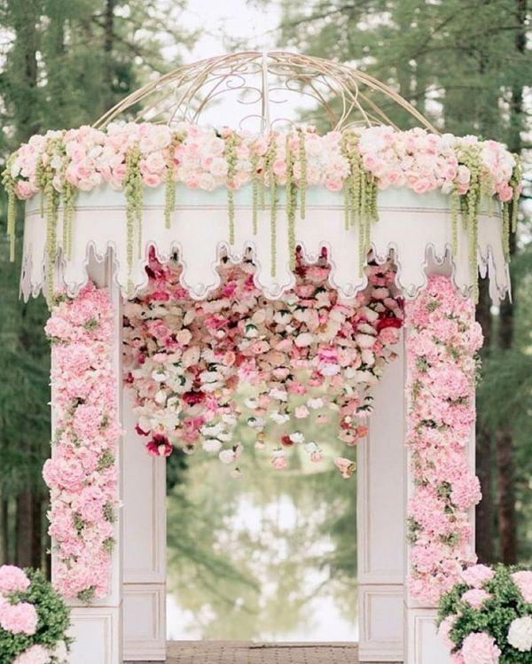 wedding-backdrops-2017-101 83+ Dreamy Unique Wedding Backdrop Ideas in 2020