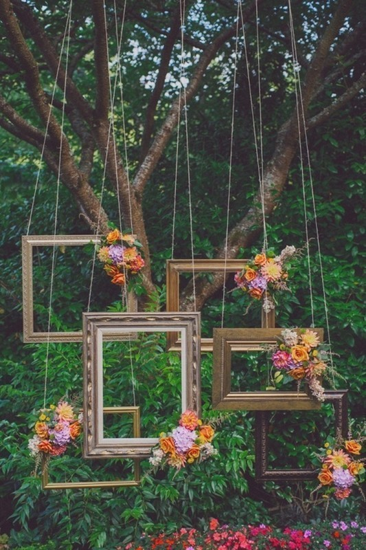 wedding-backdrops-2017-17 83+ Dreamy Unique Wedding Backdrop Ideas in 2020