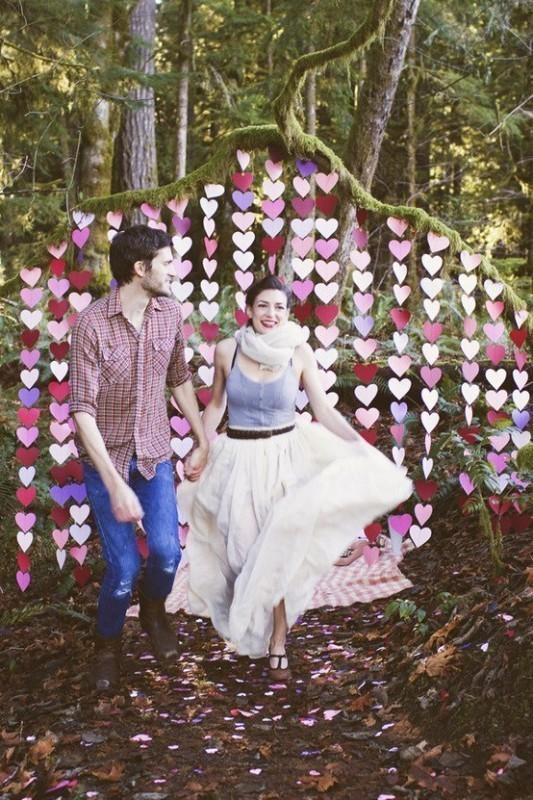 wedding-backdrops-2017-33 83+ Dreamy Unique Wedding Backdrop Ideas in 2020
