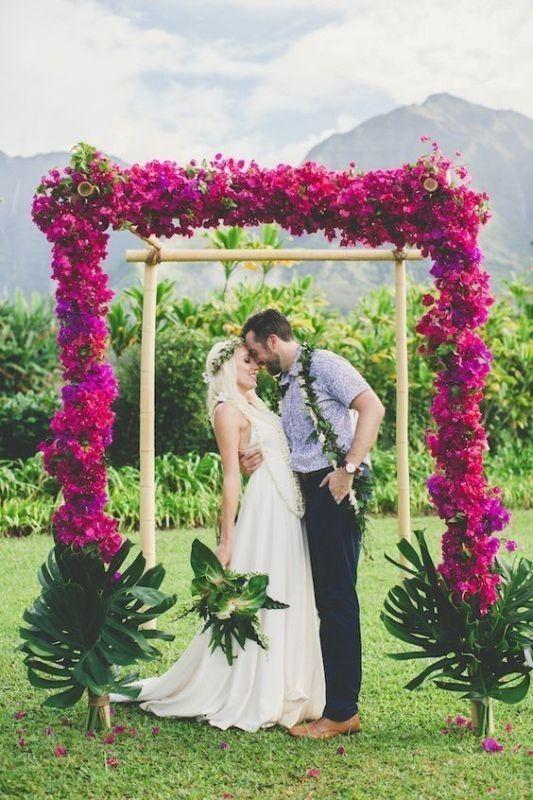 wedding-backdrops-2017-41 83+ Dreamy Unique Wedding Backdrop Ideas in 2020