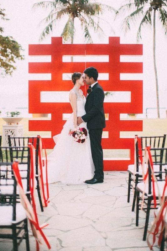 wedding-backdrops-2017-44 83+ Dreamy Unique Wedding Backdrop Ideas in 2020