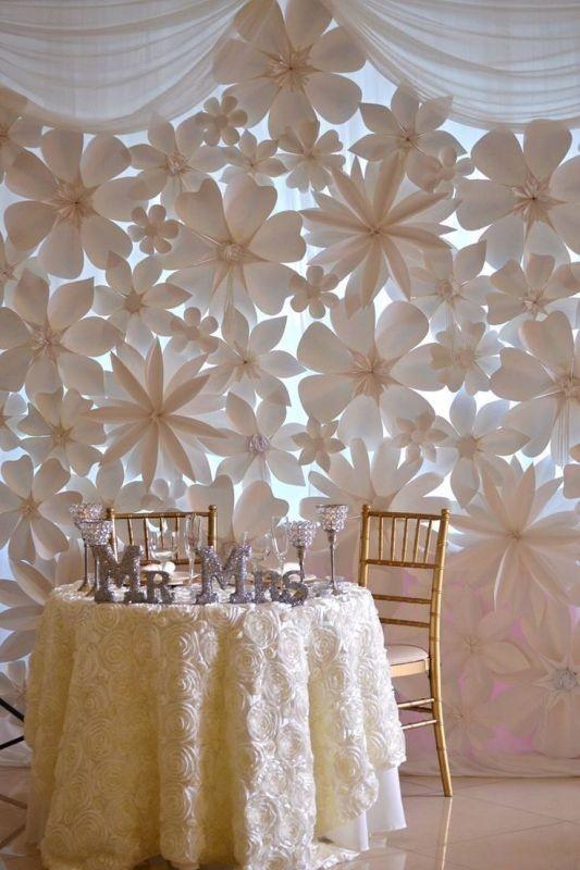 wedding-backdrops-2017-47 83+ Dreamy Unique Wedding Backdrop Ideas in 2020