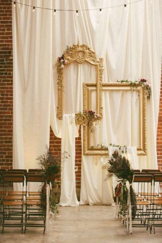 wedding-backdrops-2017-55 83+ Dreamy Unique Wedding Backdrop Ideas in 2020
