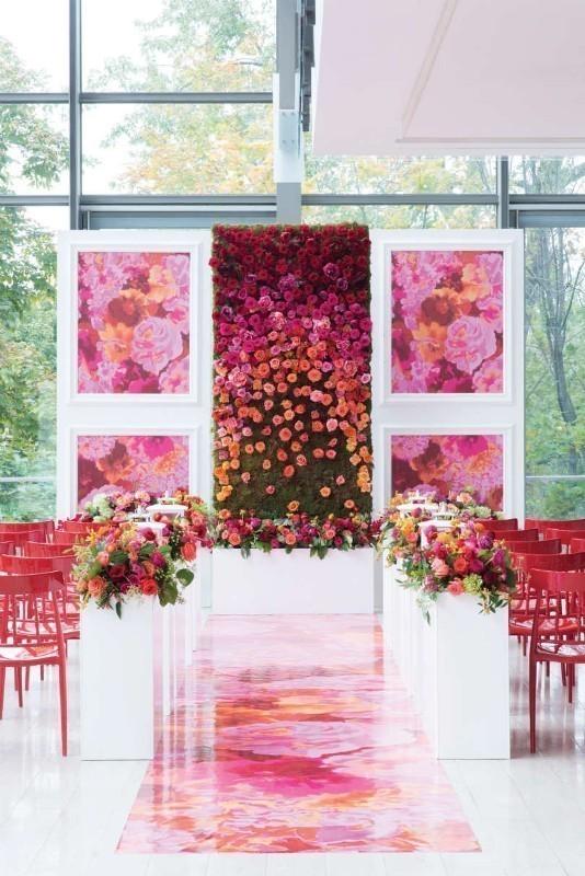 wedding-backdrops-2017-59 83+ Dreamy Unique Wedding Backdrop Ideas in 2020
