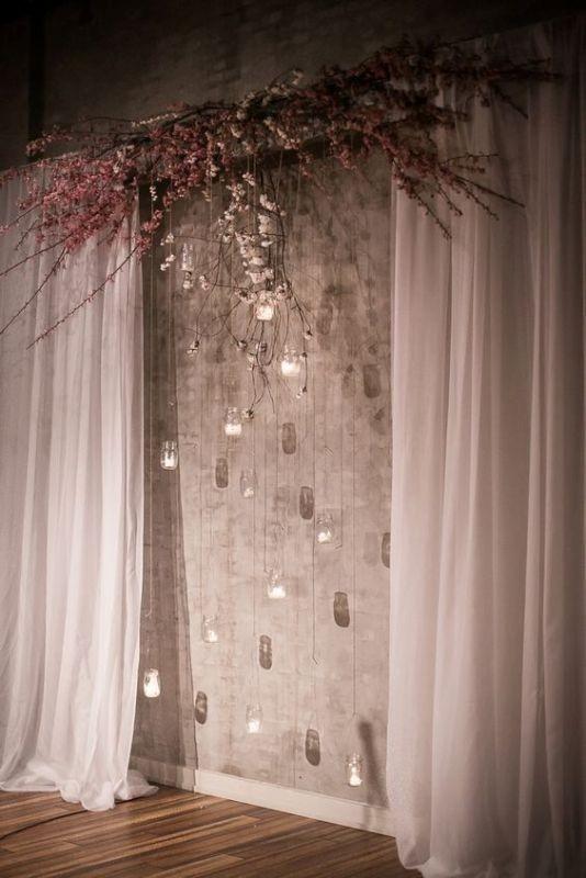 wedding-backdrops-2017-60 83+ Dreamy Unique Wedding Backdrop Ideas in 2020