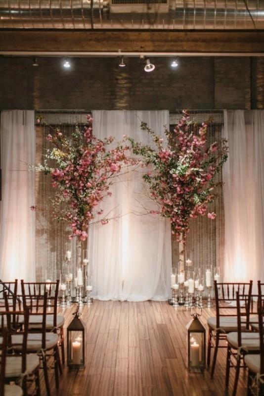 wedding-backdrops-2017-61 83+ Dreamy Unique Wedding Backdrop Ideas in 2020