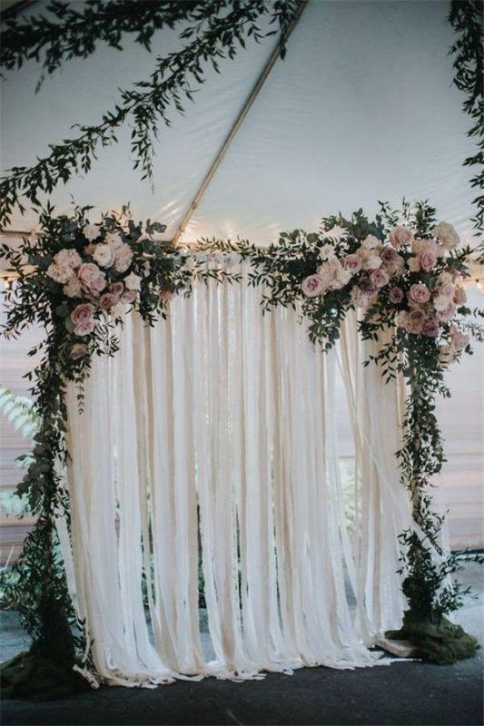 wedding-backdrops-2017-7 83+ Dreamy Unique Wedding Backdrop Ideas in 2020