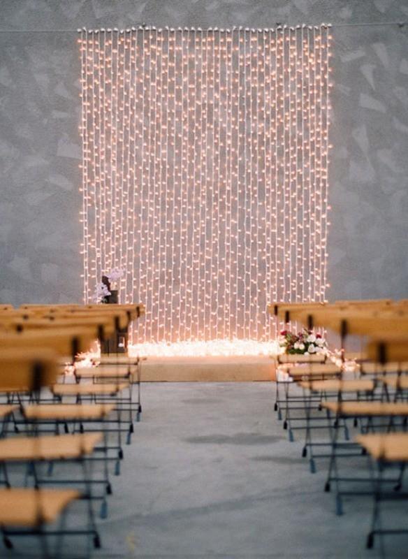 wedding-backdrops-2017-74 83+ Dreamy Unique Wedding Backdrop Ideas in 2020