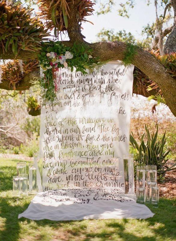 wedding-backdrops-2017-76 83+ Dreamy Unique Wedding Backdrop Ideas in 2020